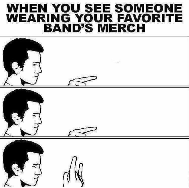 Fellow metalheads