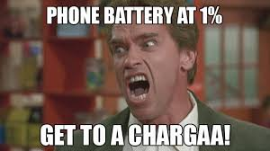 arnold charger