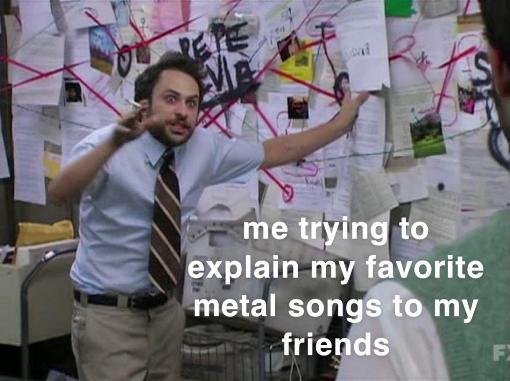 metal meme