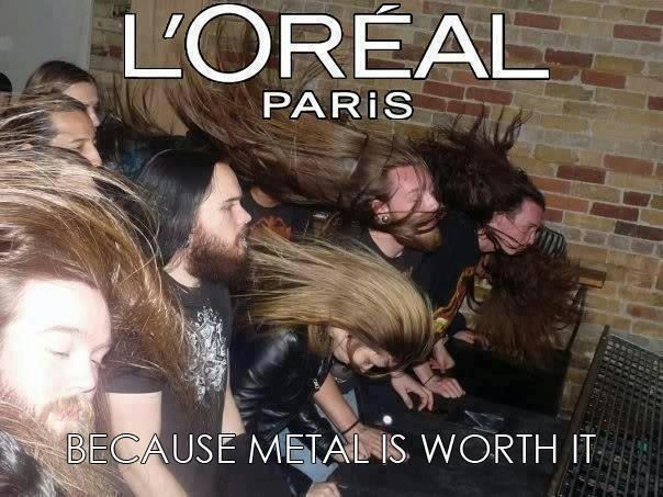 metal loreal